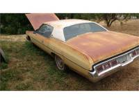 1973 Chevy Caprice, 2-Dr,
