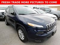 PRE-OWNED 2016 JEEP CHEROKEE SPORT 4WD