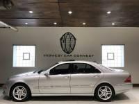 2003 Mercedes-Benz S-Class S 55 AMG 4dr Sedan