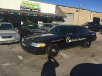 2004 Ford Crown Victoria Police Interceptor 4dr Sedan (3.27 Axle)