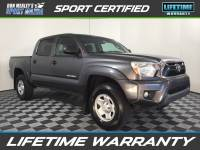 Pre-Owned 2015 Toyota Tacoma PreRunner RWD 4D Double Cab