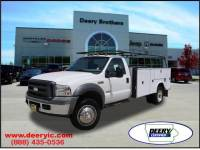 2005 Ford F-450 Chassis Truck Regular Cab