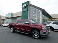 Pre-Owned 2014 GMC Sierra 1500 SLT Four Wheel Drive Crew Cab Pickup