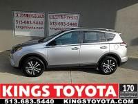 Used 2017 Toyota RAV4 LE Sport Utility in Cincinnati, OH