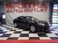 2007 Lexus ES 350 AUTO 3.5L V6 H/C LEATHER NAV/BACK CAM MOONROOF 71K