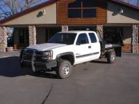 2004 Chevrolet Silverado 2500HD 4dr Extended Cab Work Truck 4WD LB