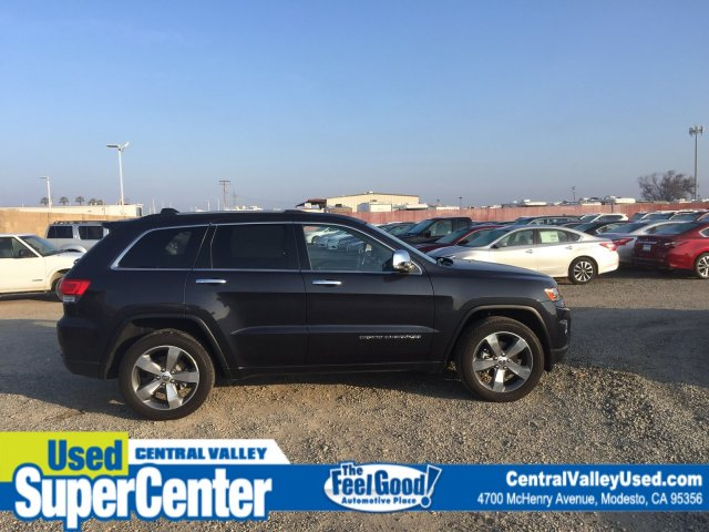 Photo 2015 Jeep Grand Cherokee Limited 4x4 SUV for sale in Modesto, CA