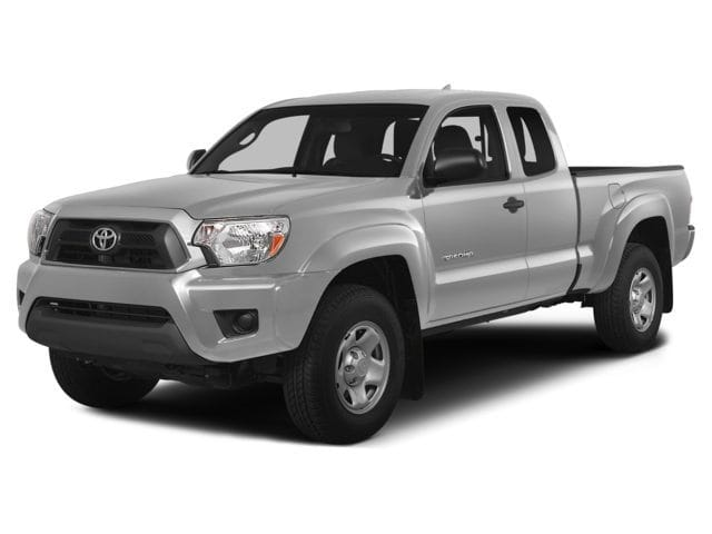 2015 Toyota Tacoma 2WD Access Cab I4 AT Natl Truck Access Cab in Columbus