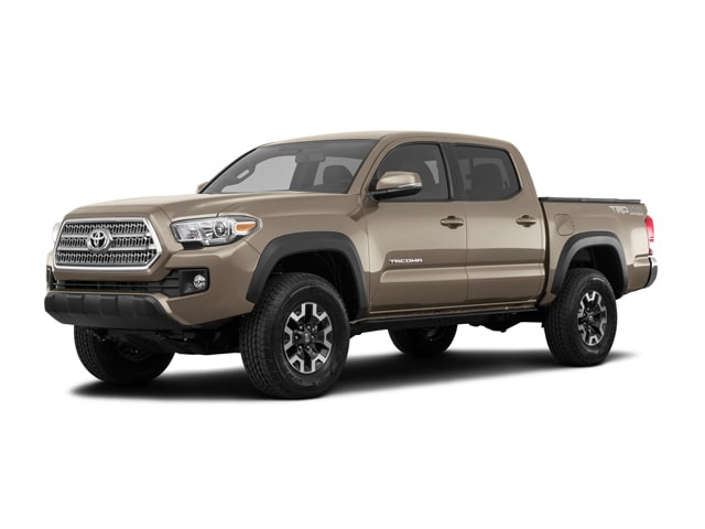 2017 Toyota Tacoma TRD Off Road Double Cab 5 Bed V6 4x4 AT Natl Truck Double Cab in Columbus