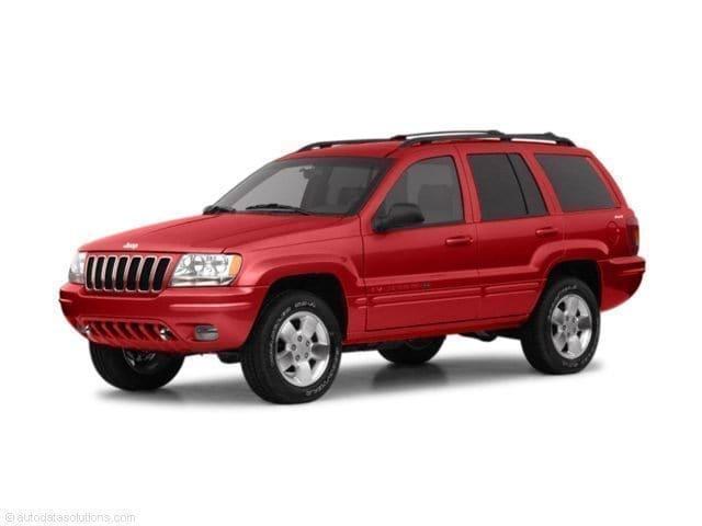Photo 2003 Jeep Grand Cherokee Laredo SUV