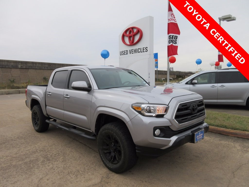 Certified 2016 Toyota Tacoma SR5 Truck RWD For Sale