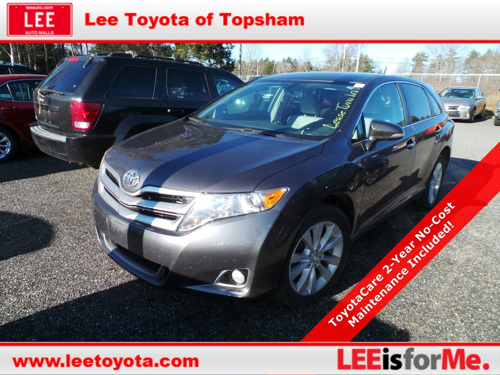 Toyota Certified 2015 Toyota Venza | Topsham, ME