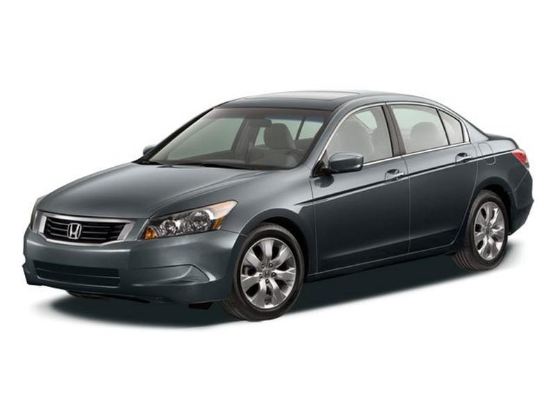 Photo Used 2008 Honda Accord For Sale in San Antonio TX  JHMCP26898C032987