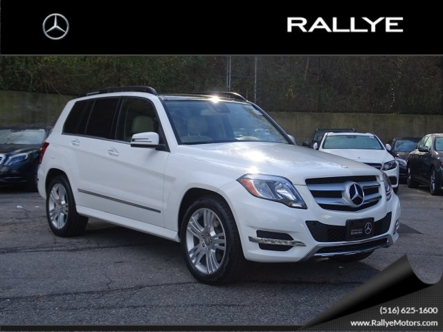 Certified Pre-Owned 2015 Mercedes-Benz GLK 350 AWD 4MATIC®