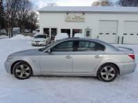 2008 BMW 5 Series AWD 535xi 4dr Sedan