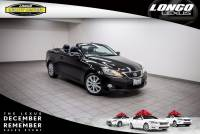 Pre-Owned 2010 Lexus IS 250C 2dr Convertible Automatic Rear Wheel Drive Convertible
