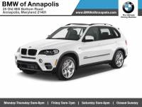 2012 BMW X5 xDrive35i Premium 35i Sport Activity SAV All-wheel Drive