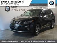 2014 Nissan Rogue SL SUV All-wheel Drive