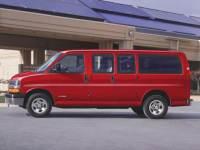 Pre-Owned 2003 Chevrolet Express Van G2500HD RWD Extended Passenger Van