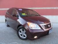 2010 Honda Odyssey Touring Navigation DVD Entertainment