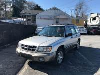 2000 Subaru Forester AWD S 4dr Wagon