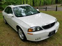 2001 Lincoln LS 5 Speed Premium Ed