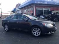 2013 Buick LaCrosse Leather 4dr Sedan