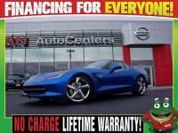Used 2014 Chevrolet Corvette Stingray Z51 3LT For Sale Near St. Louis