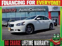 Used 2014 Nissan Maxima 3.5 S For Sale Near St. Louis