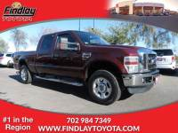 Pre-Owned 2010 Ford Super Duty F-250 SRW 4WD Crew Cab 156 XLT 4WD