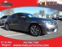 Pre-Owned 2016 Honda Civic 4dr CVT EX FWD 4dr Car