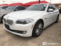 2011 BMW 5 Series 550i w/ Premium/ Dynamic Handling Sedan in San Antonio