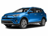 Used 2016 Toyota RAV4 Hybrid AWD 4dr Limited For Sale Chicago, IL
