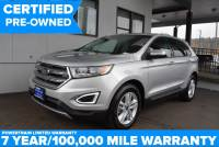 Certified Pre-Owned 2015 Ford Edge SEL AWD