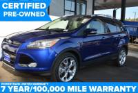 Certified Pre-Owned 2014 Ford Escape Titanium AWD