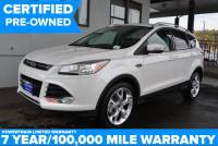 Certified Pre-Owned 2014 Ford Escape Titanium FWD 4D Sport Utility