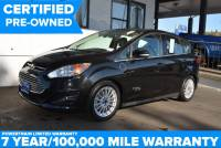Certified Pre-Owned 2015 Ford C-Max Energi SEL FWD 4D Hatchback