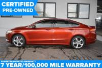 Certified Pre-Owned 2014 Ford Fusion SE FWD 4D Sedan