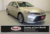 2017 Toyota Avalon Limited Natl Sedan in Fort Worth