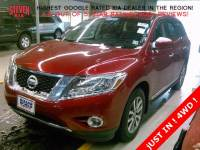 Pre-Owned 2013 Nissan Pathfinder 4WD