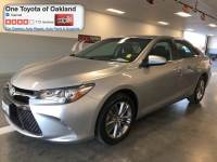 Certified Pre-Owned 2016 Toyota Camry XSE Sedan in Oakland, CA