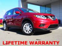 Pre-Owned 2016 Nissan Rogue S FWD 4D Sport Utility