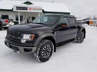 2012 Ford F-150 4x4 SVT Raptor 4dr SuperCrew Styleside 5.5 ft. SB