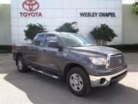 Certified Pre-Owned 2013 Toyota Tundra Grade 4WD 4D Double Cab