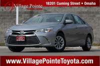 2015 Toyota Camry LE Sedan FWD for sale in Omaha