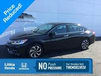 Certified Pre-Owned 2017 Honda Accord EX in Medford