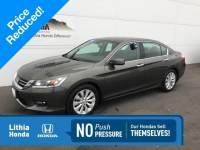 Certified Pre-Owned 2014 Honda Accord EX-L V-6 in Medford