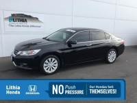 Certified Pre-Owned 2015 Honda Accord Touring in Medford