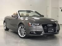 2014 Audi A5 Premium Plus Convertible