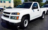 2010 Chevrolet Colorado 4x2 Work Truck 2dr Regular Cab